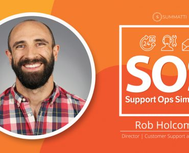 Rob Holcombe Director Customer Support at Canopy Tax Podcast