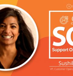 Sushila Sahay VP Customer Operations at Lightbend Podcast