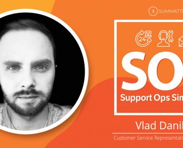Vlad Danilov Customer Service Representative at ManyChat